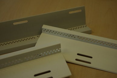 Perforated Starter Strip